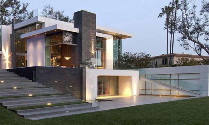 Modern Architecture House Design Yard Plan