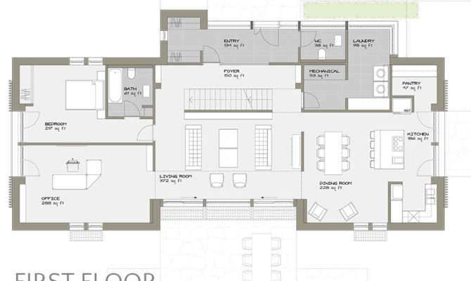 Modern Barn House Plans Floor Prev Next