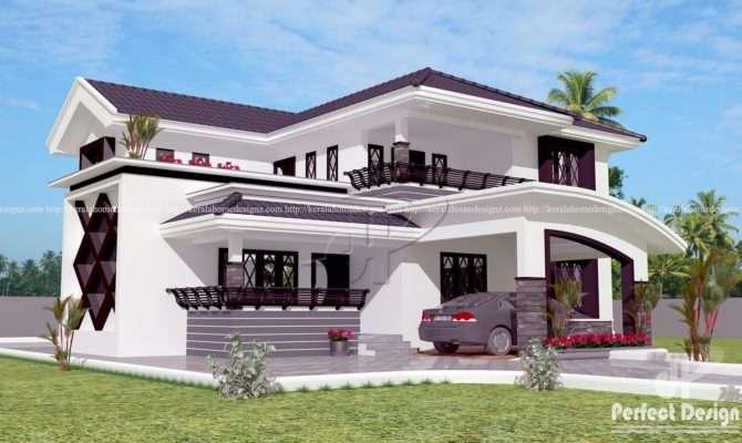 Modern Bedroom Home Design Kerala