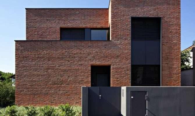 Modern Brick Houses Bedroom Designs