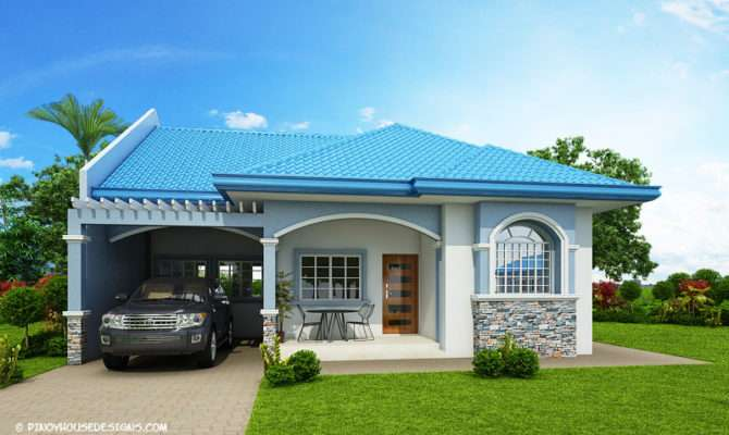 Modern Bungalow House Cool Latest