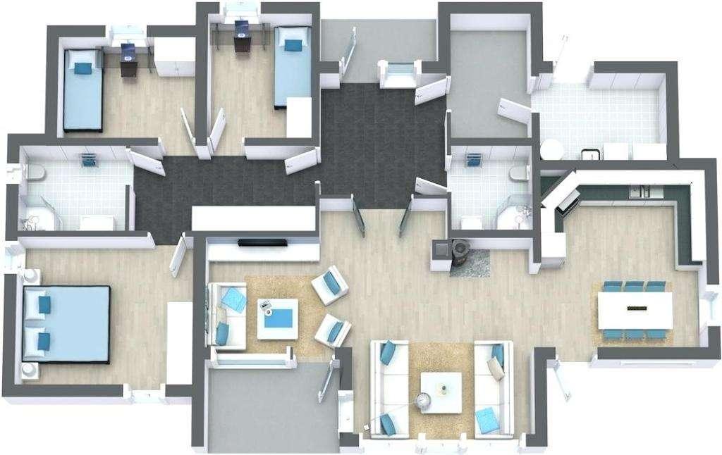 Modern Bungalow House Plans Plan