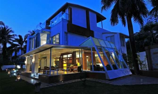 Modern Bungalow Zen House Designs