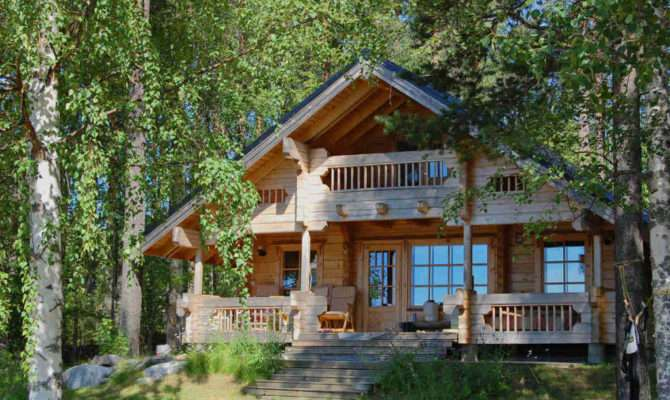 Modern Cabin Plans Rustic Energy Efficient