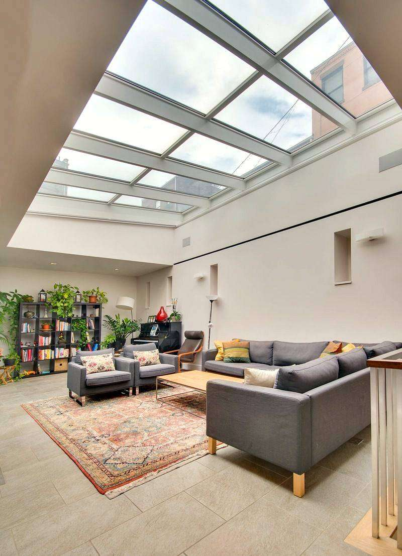 Modern Carriage House Exclusive Street Brooklyn