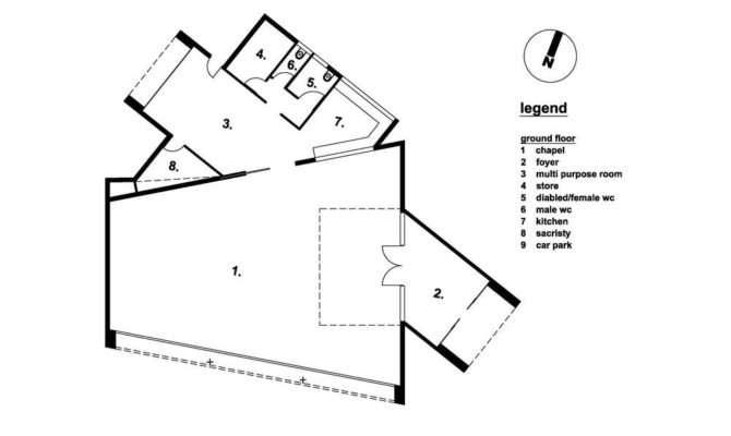 Modern Church Design Plans Joy Studio Best