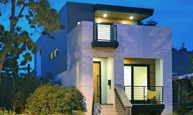 Modern Concrete House Plans Plan