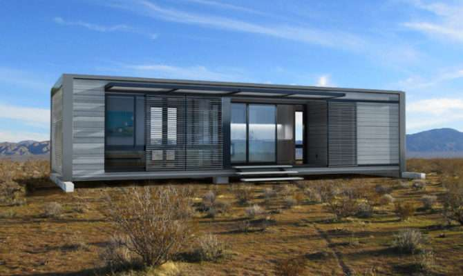 Modern Connect Homes Latest Affordable Green Prefab Design
