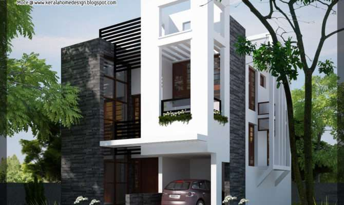 Modern Contemporary Home Square Meter Sqft October