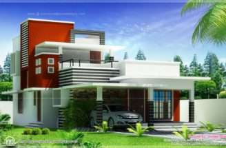 Modern Contemporary Villa