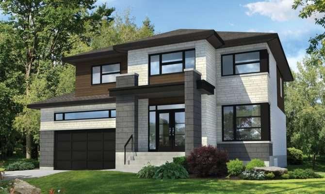 Modern Craftsman House Plans Style Plan