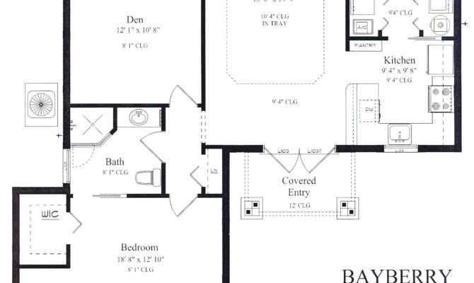 Modern Design Ideas Bedroom Guest House Plan