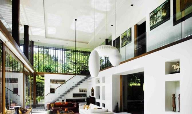 Modern Dream House Design Wonderful Garden Views
