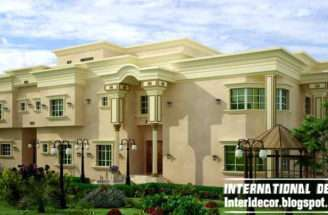 Modern Exterior Villa Design Ideas House