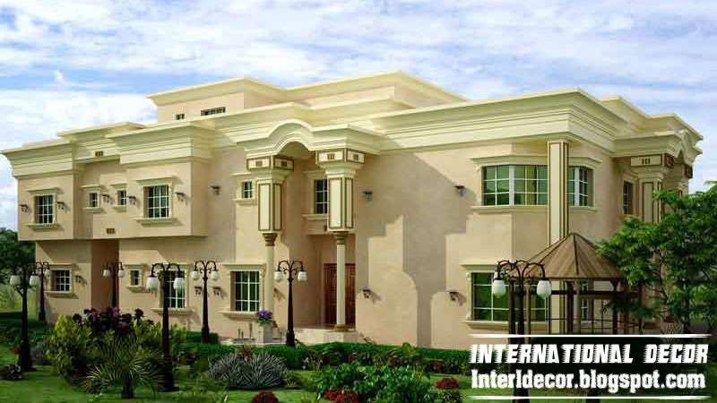 Modern Exterior Villa Design Ideas House