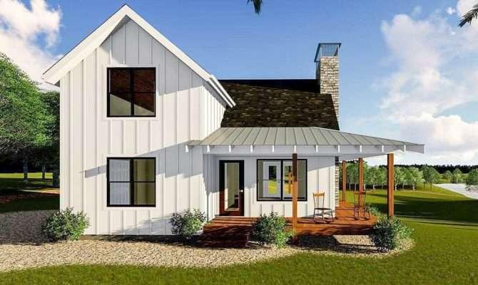 Modern Farmhouse Cabin Upstairs Loft