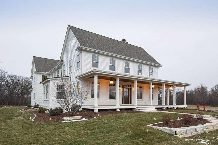 Modern Farmhouse Hendel Homes