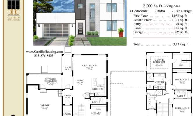 Modern Floor Plan Villa Joy Studio Design