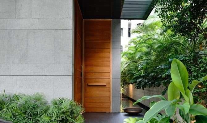 Modern Front Door Designs