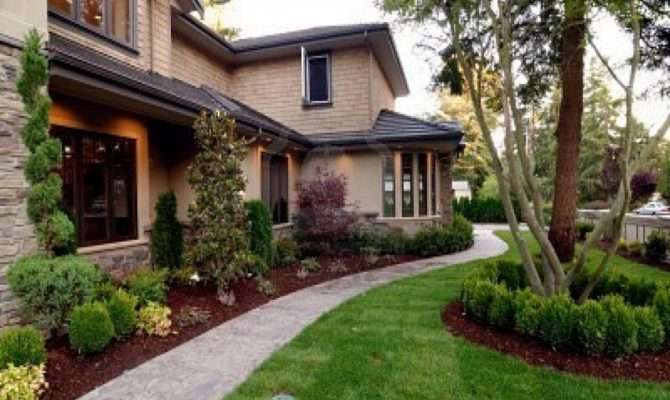 Modern Front Yard Landscaping Ideas Home