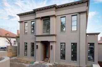 Modern Georgian Style House