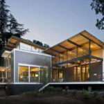Modern Green Architecture Home Davis Studio