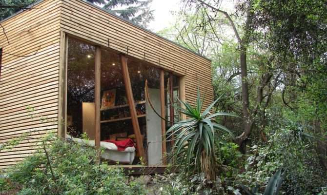 Modern Hermit Cabin Parra Edwards Small House Bliss