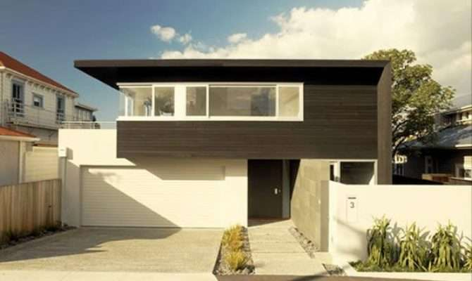 Modern Home Auckland Belinda George Architects