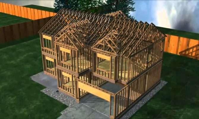 Modern Home Construction Technique Youtube