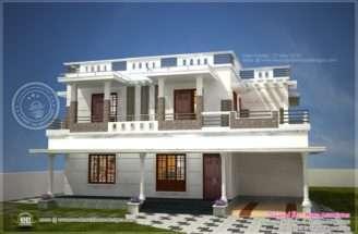 Modern Home Design Alappuzha Kerala Floor