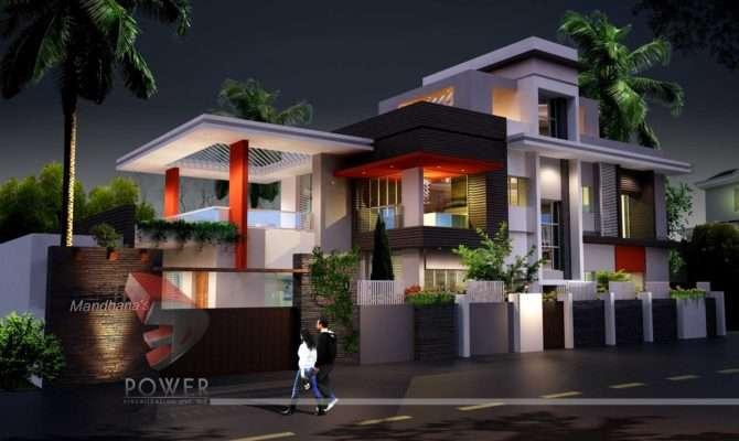 Modern Home Design Architecture Exterior