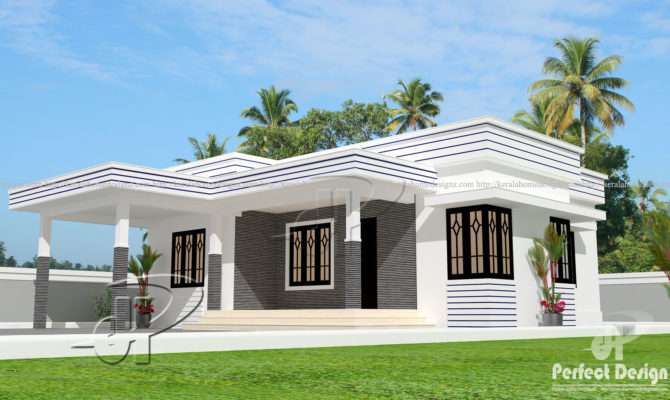 Modern Home Design Kerala