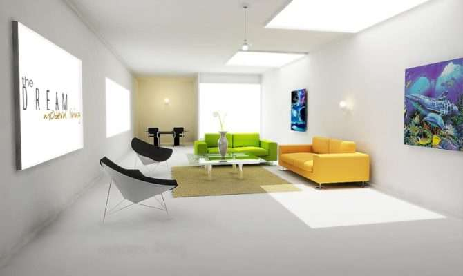 Modern Home Interior Design Decoration Ideas