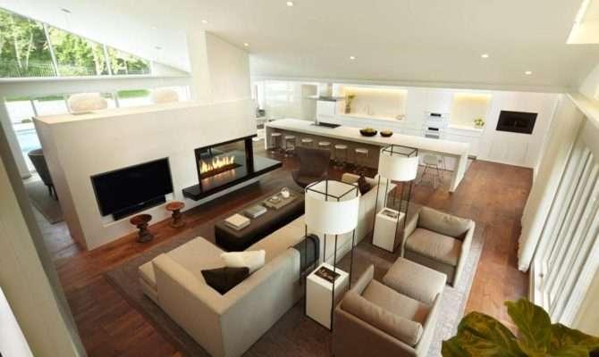 Modern Home Open Floor Plan Andrew Flesher Hgtv