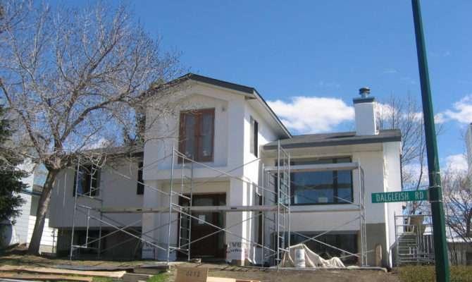 Modern Home Renovations Calgary General Contractor Design Build