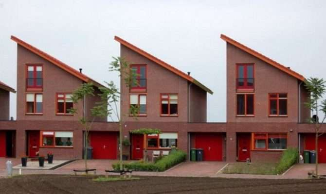 Modern Homes Residential Complex Exterior Designs Ideas