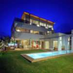 Modern House Construction One Total Pics Pictures Gallery