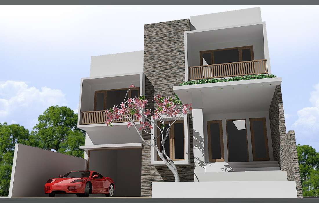 Modern House Design Minimalist Style
