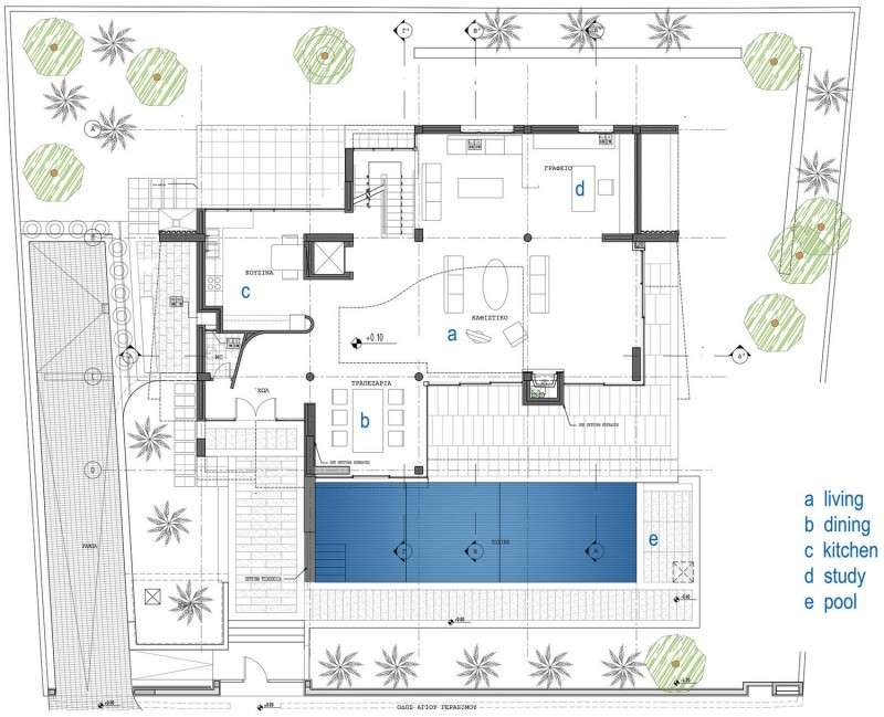 Modern House Floor Plans Contemporary Home