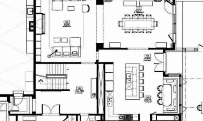 Modern House Floor Plans Hartley Plan Home