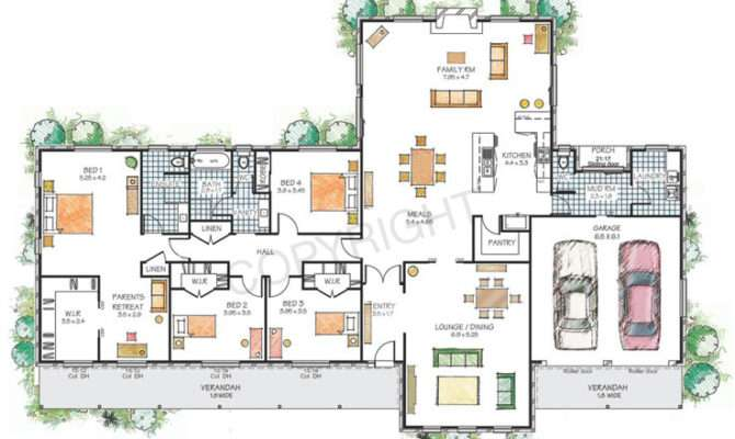 17 Photos And Inspiration 2 Family Home Plans Architecture Plans