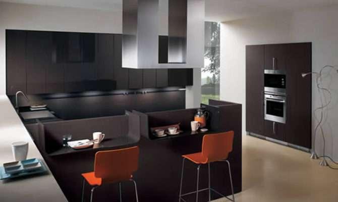 Modern House Kitchen Designs Home Interior Design Ideas