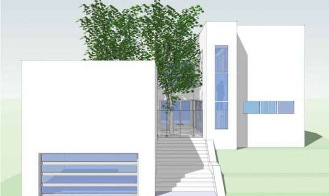 Modern House Plan Six Bedroom Square Feet