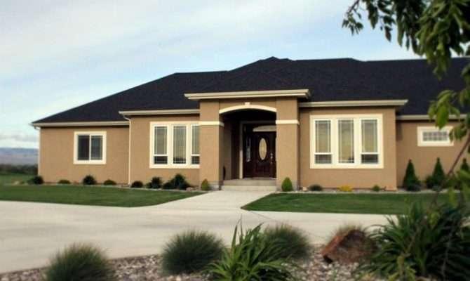 Modern House Plans Easy Cheap Build Plan Source