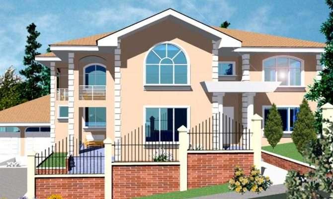 Modern House Plans Ghana Escortsea