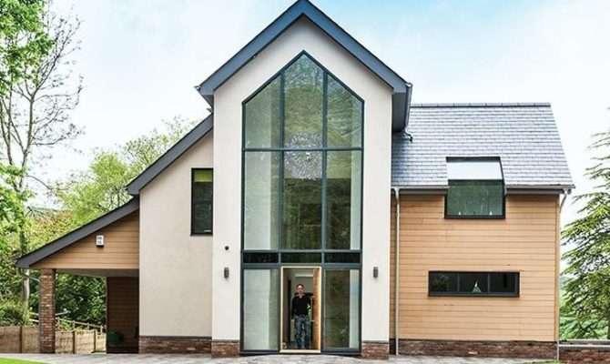 Modern House Plans New Minimalist Eco Home