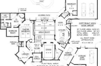 Modern House Plans Shaped Lots Windows
