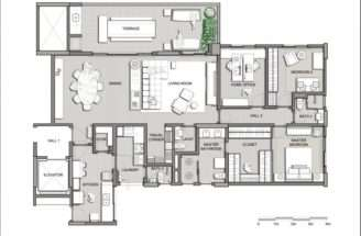 Modern House Plans Villa Designs