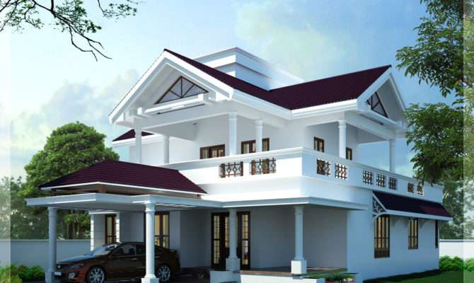 Modern House Styles Roof Designs