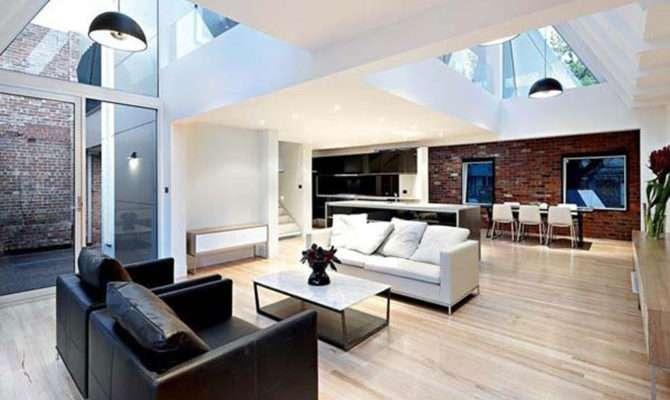 Modern Interior Design Industrial Style Home Melbourne